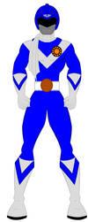 Taiyou Sentai Sun Vulcan - Blue by PowerRangersWorld999
