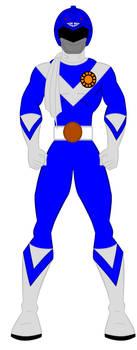 Taiyou Sentai Sun Vulcan - Blue