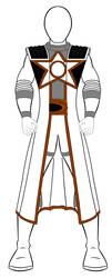 Uchu Sentai Kyuranger Boys Outline 1 by PowerRangersWorld999
