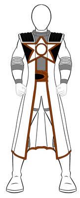 Uchu Sentai Kyuranger Boys Outline 1