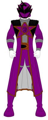 Uchu Sentai Kyuranger -  Purple Sentai