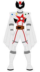 Uchu Sentai Kyuranger - White by PowerRangersWorld999