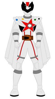 Uchu Sentai Kyuranger - White