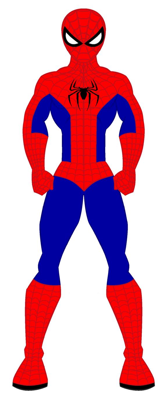 Spiderman by PowerRangersWorld999