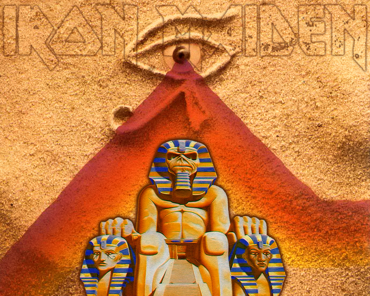 iron maiden powerslave by croatiancrusader on deviantart