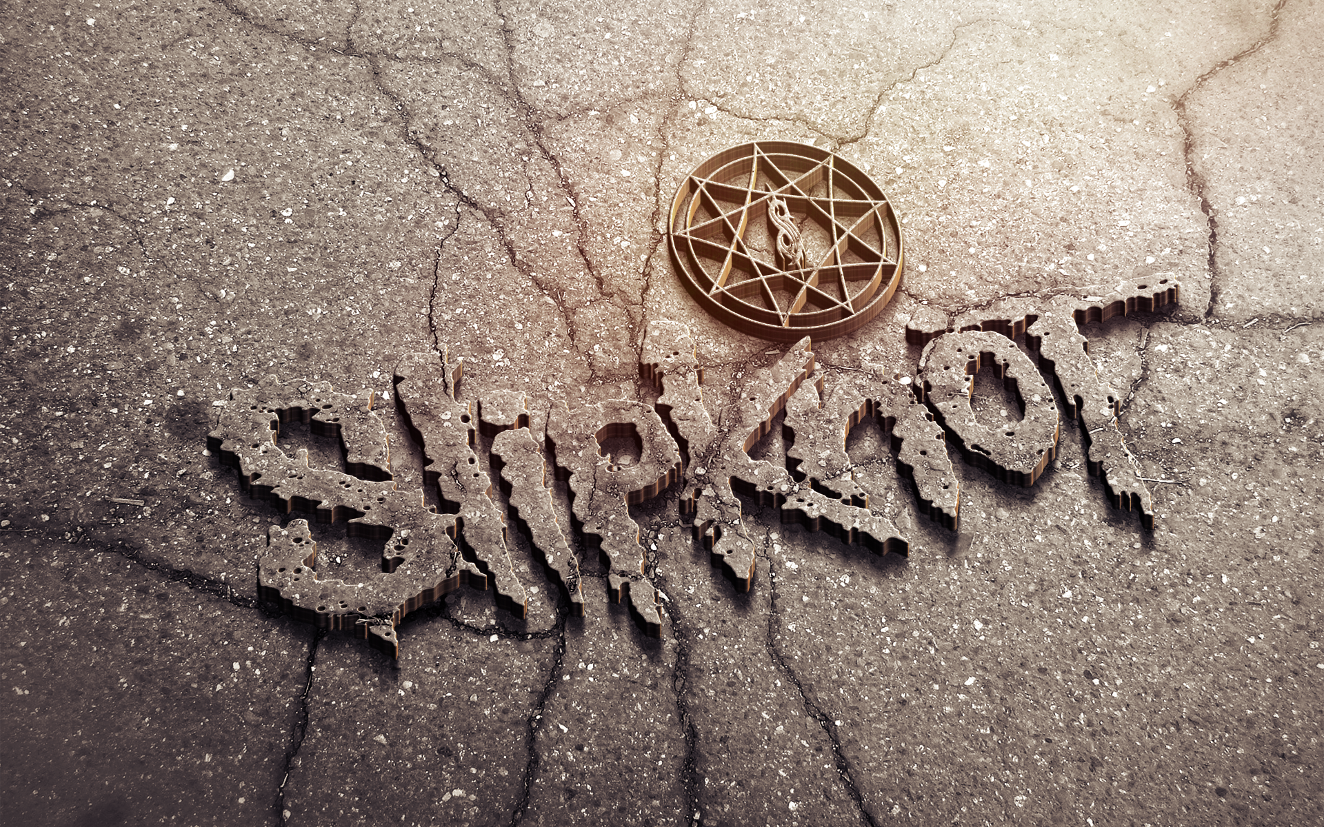 Photo Collection Slipknot Wallpaper Logo