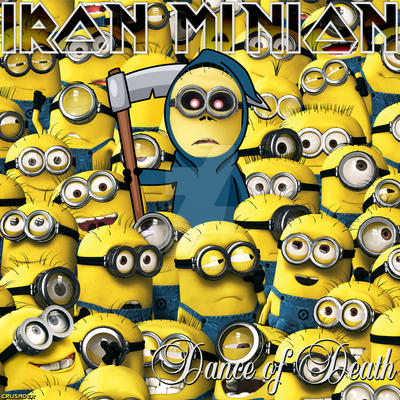 Iron Minion - Dance of Death by croatian-crusader
