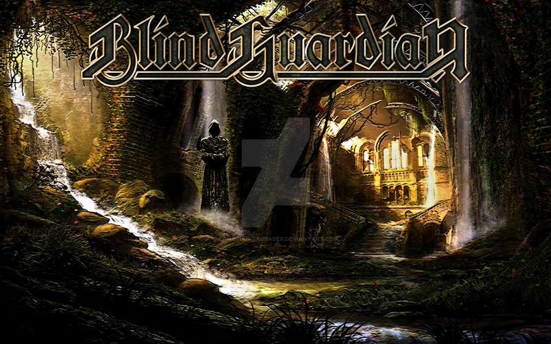 Blind Guardian - Hidden Castle by croatian-crusader