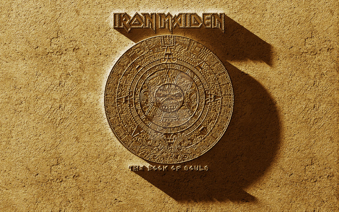 Iron Maiden - The Book of Souls X by croatian-crusader