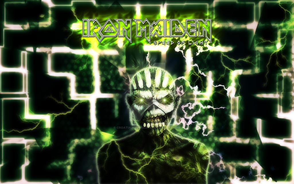 478eb92b72fa Iron Maiden - Speed of Light by croatian-crusader on DeviantArt