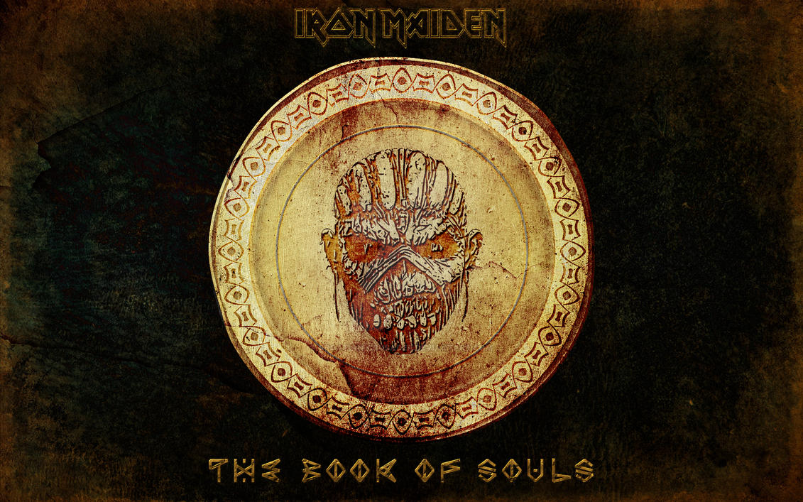 Iron Maiden - The Book of Souls XXIII by croatian-crusader