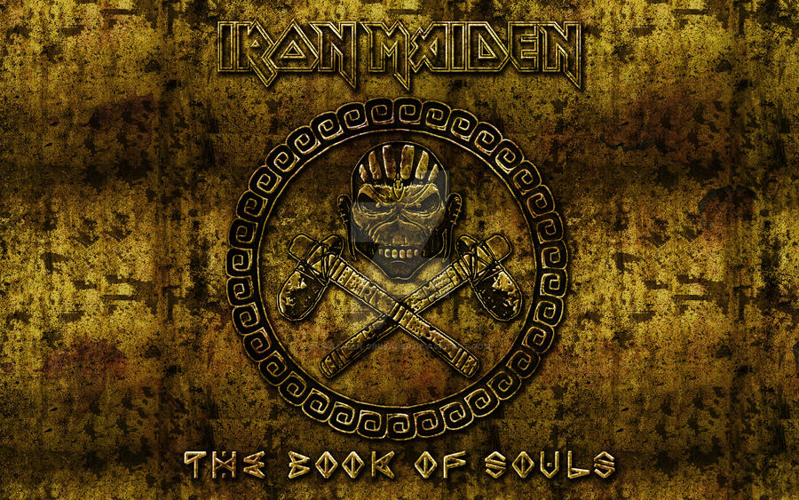Iron Maiden - The Book of Souls XXXII by croatian-crusader