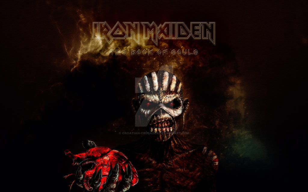 Iron Maiden - The Book of Souls XXXIII by croatian-crusader