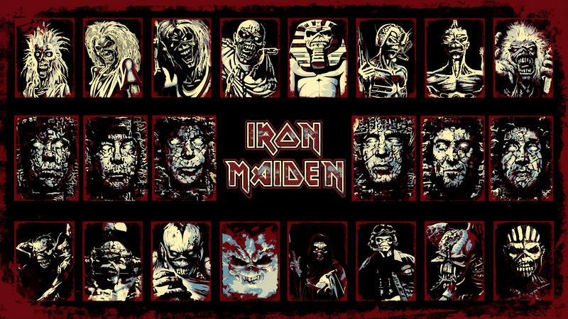 Iron Maiden 666 by croatian-crusader