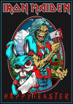 Iron Maiden - Happy Easter