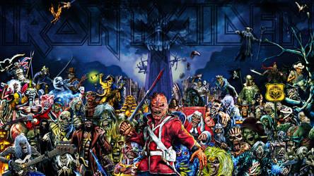 Iron Maiden - Eddies in Attack