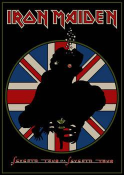 Iron Maiden - Seventh tour of a Seventh tour