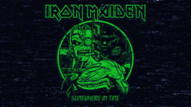 Iron Maiden - Somewhere in Time