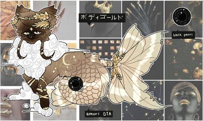 body gold [amuri DTA]