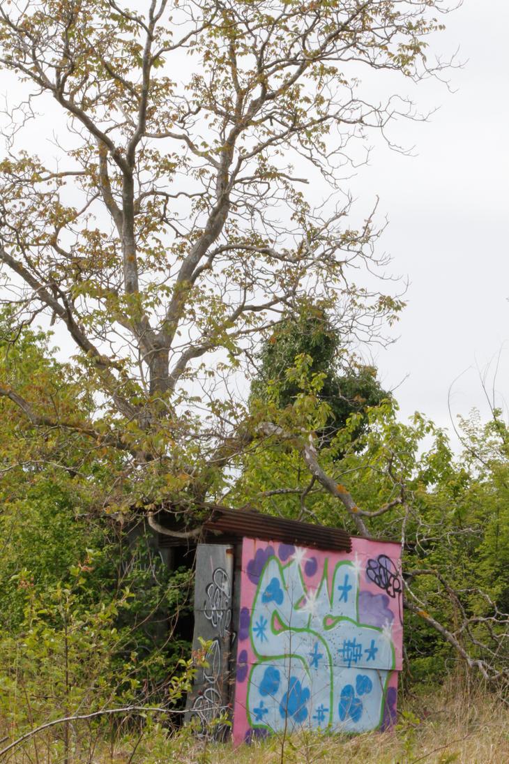 Ma petite cabane au fond du jardin by fbilauvergnat on for Au petit jardin proven
