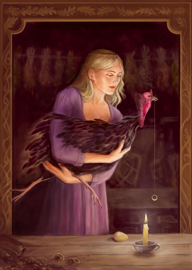 The Magnificent Bird by Amuuna