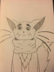 Dis kitty by Oakie-Dokie