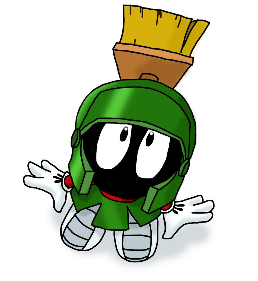 Marvin the Martian Cartoon