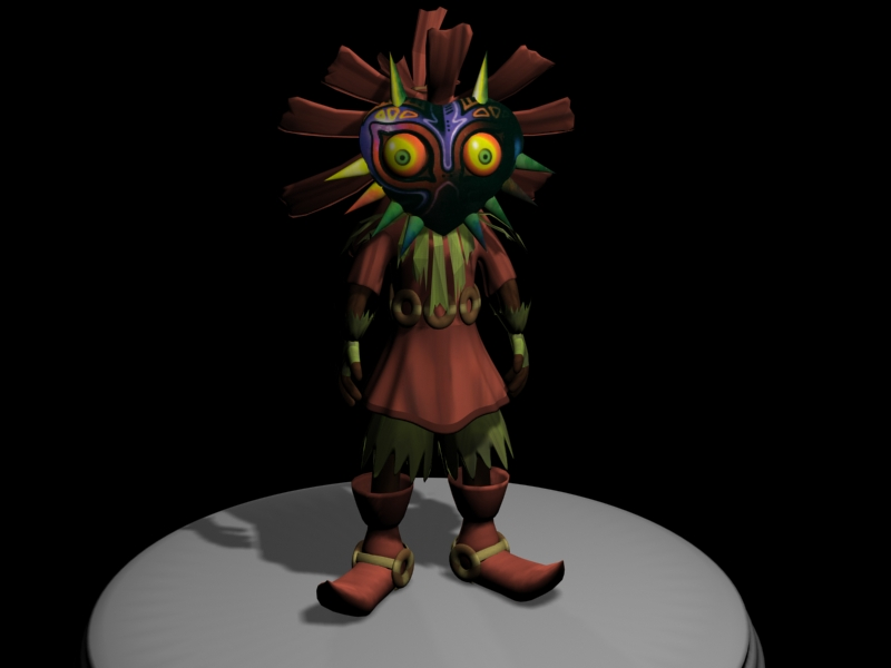 Skull Kid Wallpaper: Skull Kid By Kupo34 On DeviantArt