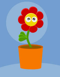 Flower by yeassay
