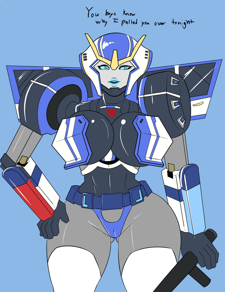 Strongarm by Tra169