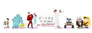 PIXAR - Bromance