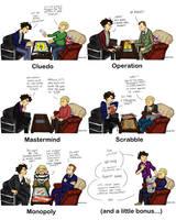 Sherlock-Board Games by SYangLau