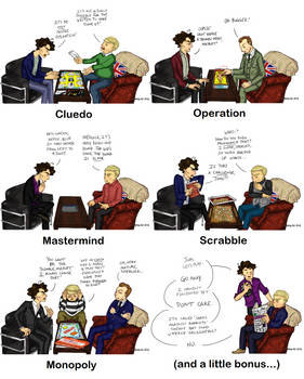 Sherlock-Board Games