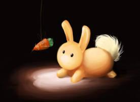 Rabbit by Lidok-nyan