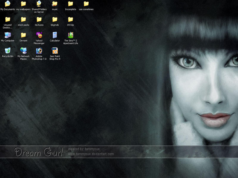 My Desktop by TammySue