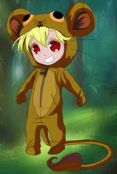 Lion Boy