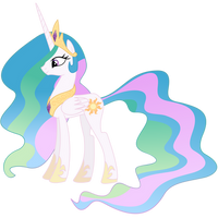 Plain Celestia by adcoon