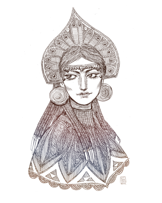 Theodora by Punchinello-Punch