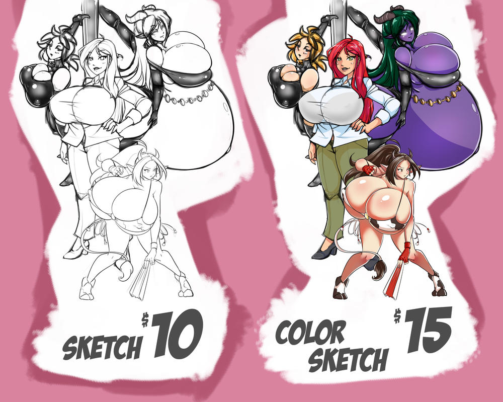 Commission stream prices by Marrazan