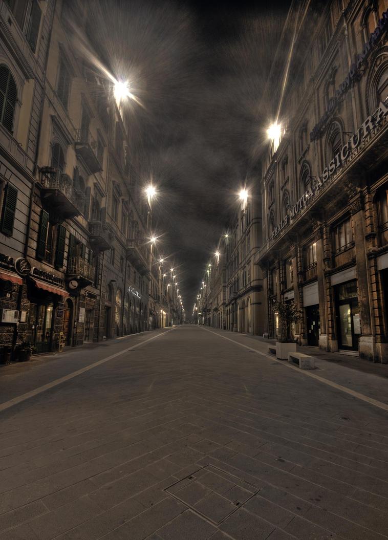Deserted by david-rf