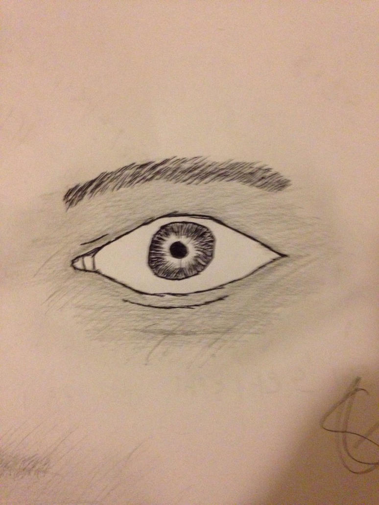 Eye by Mrbacon360