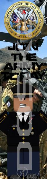 Army ad by Mrbacon360