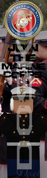 Marine Corps Ad by Mrbacon360