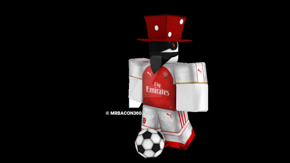soccer render by Mrbacon360