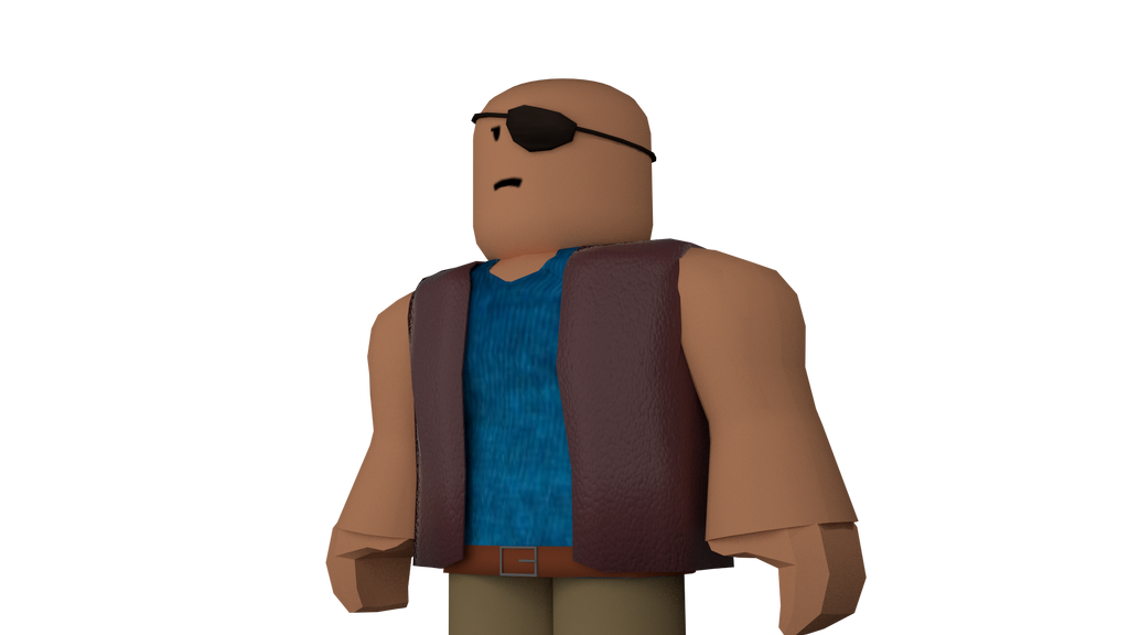 Attempt at making clothes in blender by Mrbacon360