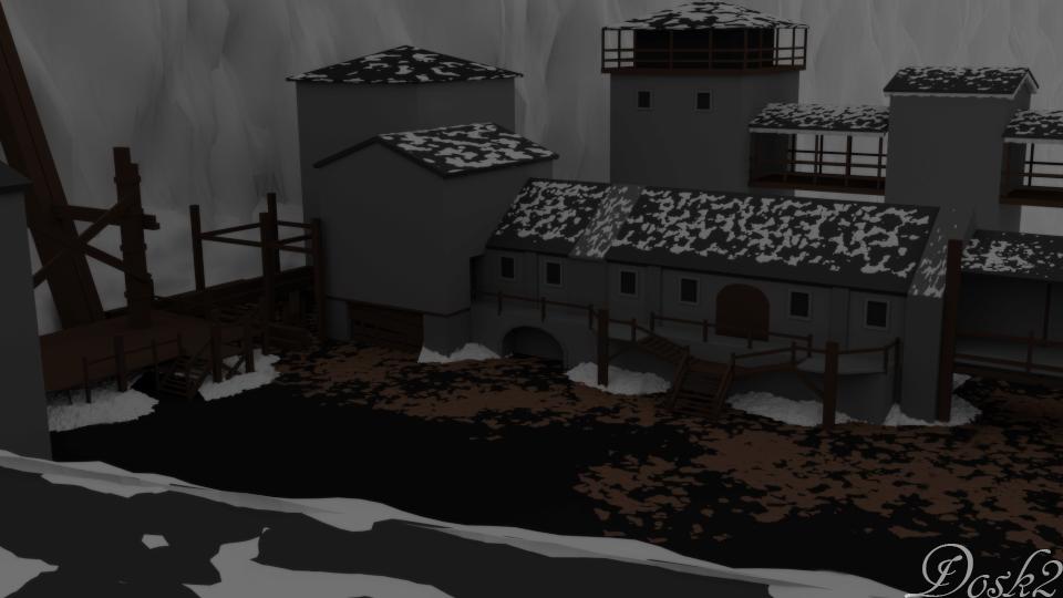 Final Castle Black by Mrbacon360