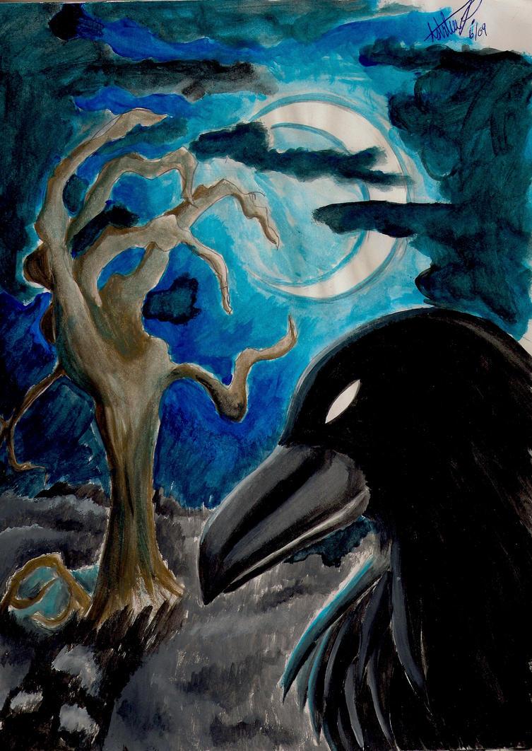 Nevermore by Santopecado