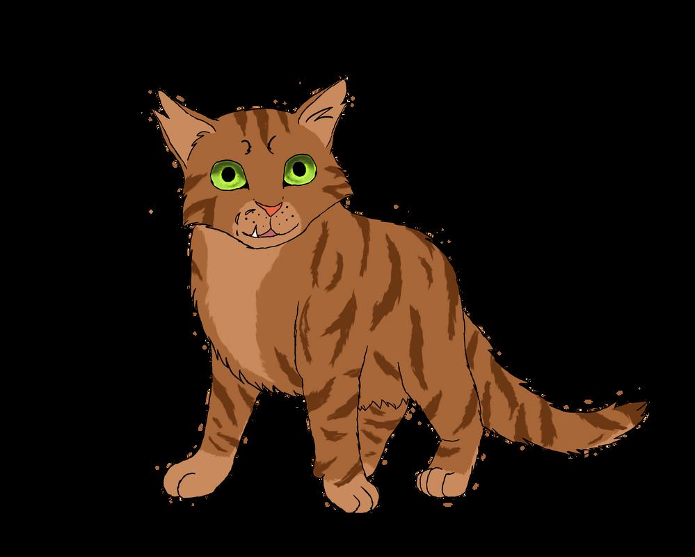Crookedstar warrior cats
