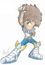 Request - Pegasus Saint, Astera by Cidow-San