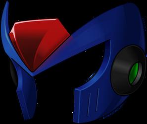 Vector - Ryou's Helmet by Cidow-San